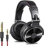 Auriculares para DJ OneOdio, auriculares de estudio, auricular sobre la oreja, auriculares estéreo...