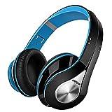 Mpow 059 Auriculares Diadema Bluetooth con Micrófono CVC 6.0, 25 hrs de Duración, Sonido Estéreo,...