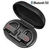 Auriculares Bluetooth Deportivos, iAmotus Auriculares Inalámbricos Bluetooth 5.0 Mini TWS Estéreo...