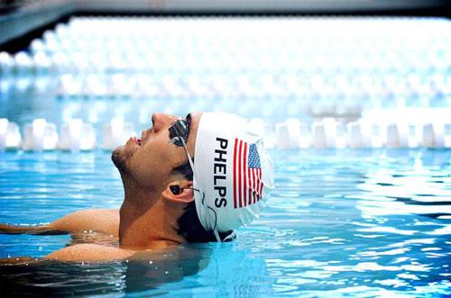 Auriculares acuáticos Phelps