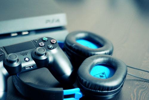 Auriculares para PS4